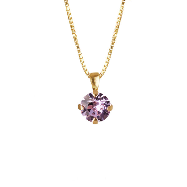 Classic stud Necklace_violet.jpg