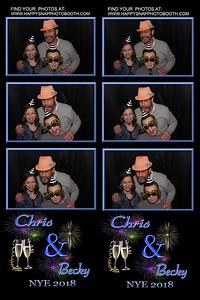 Chris & Becky 12/31/18