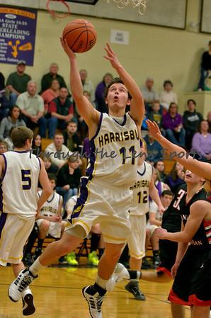 SC vs. Harrisburg Boys High School Basketball