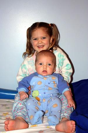 Juliana and Christian 2009