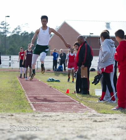 Deweyville Track Meet