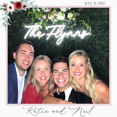 Katie + Neil's Wedding