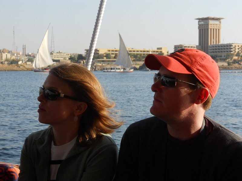 Ed & Anna Finn -- Kimberly Collins