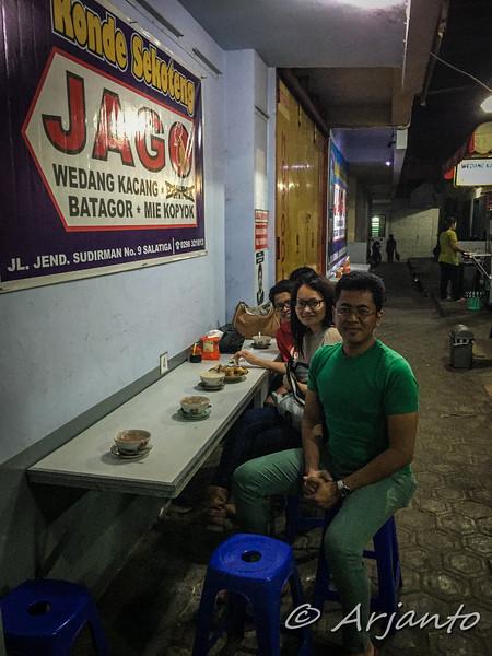 Ronde Jago - Salatiga