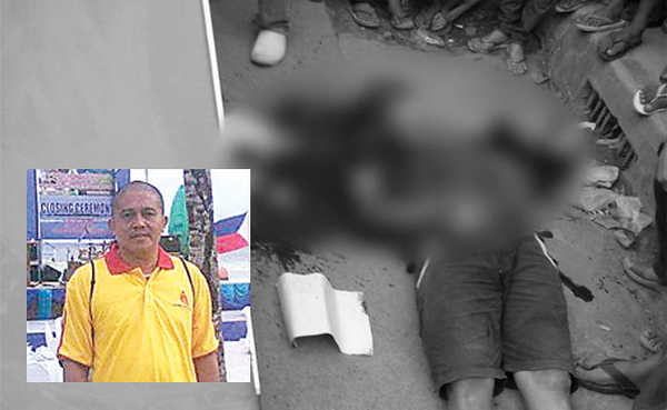 Officials, Priests killed