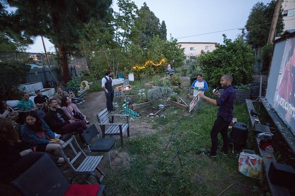 04.07.2019 Singing In the Garden Movie Night
