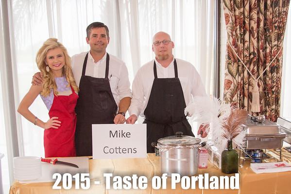 2015 Taste of Portland 20's