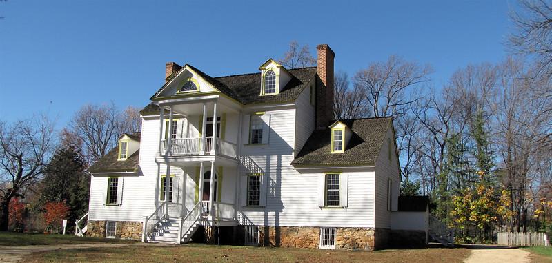 Charlotte, NC - Historic Rosedale Plantation