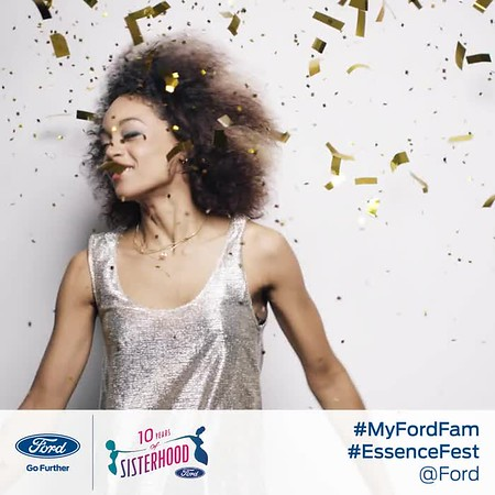 Ford At ESSENCE Festival New Orleans 2018 MP4s