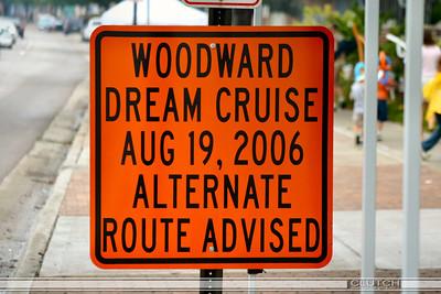 2006 Woodward Dream Cruise