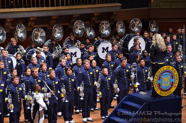 Band O Rama - October 31, 2014