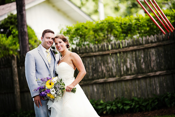 Sternstein-Yob Wedding