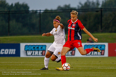 Washington Spirit v Utah Royals (22 August 2018)