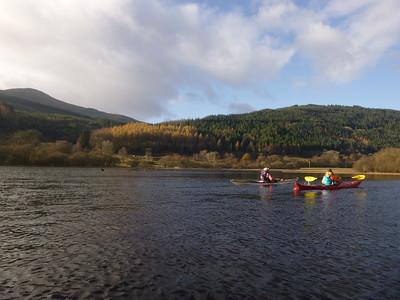 Loch Ard 18 Nov 2018