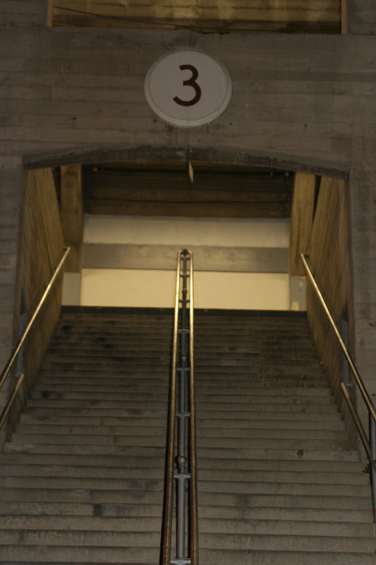 stairwell at the collesium.jpg