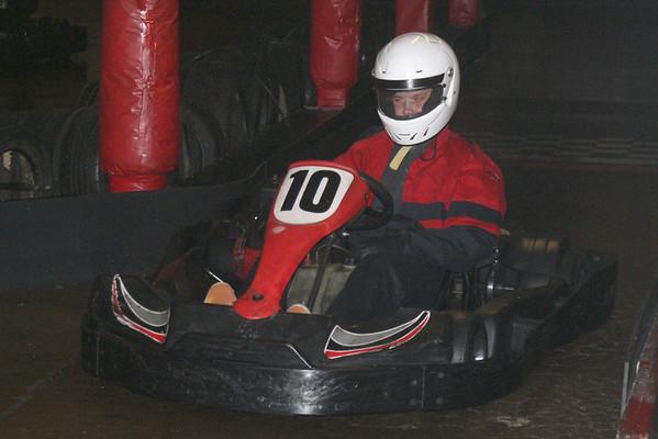 Indoor Karting - Thursday 14th November
