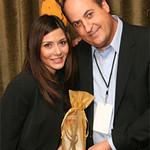 Marisol Nichols with Jeff Owen