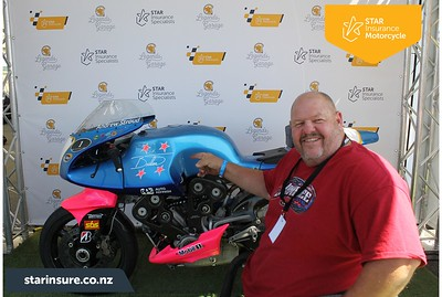 Mike Pero MotoFest 2020 with Star Insurance (Sun 8th)