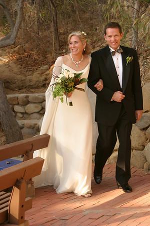 Mary & Dan Wedding, Unitarian Church, Solana Beach, California