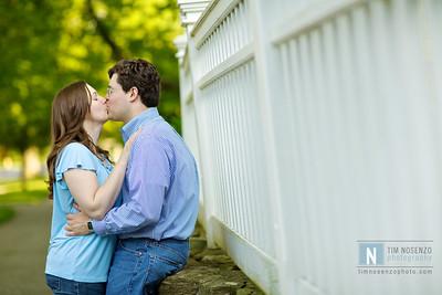 Sarah + Brendan's Engagement :: Litchfield, CT