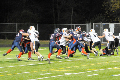 2010 Orono Varsity Football vs. Delano