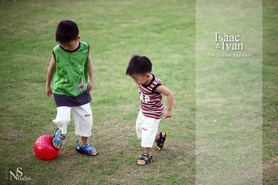 Kids | Isaac + Ivan