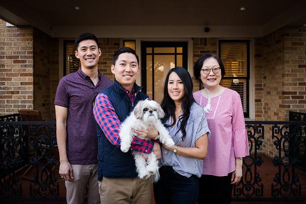 Leslie & Harrison Family PS