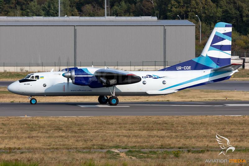 Vulkan Air | Antonov An-26B | UR-CQE