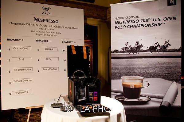 Nespresso Draw Party 2012