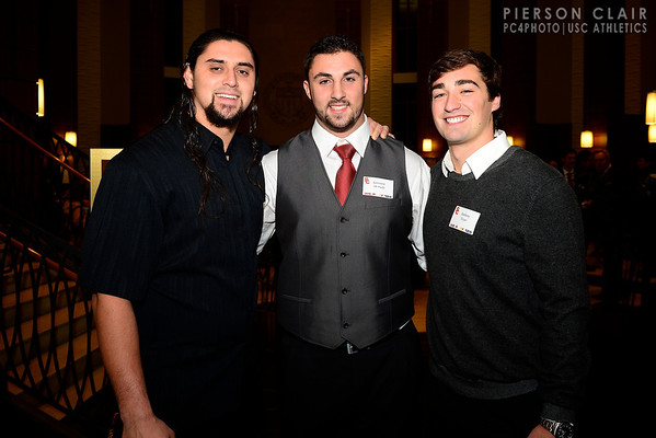 USC Football Awards Banquet 2013