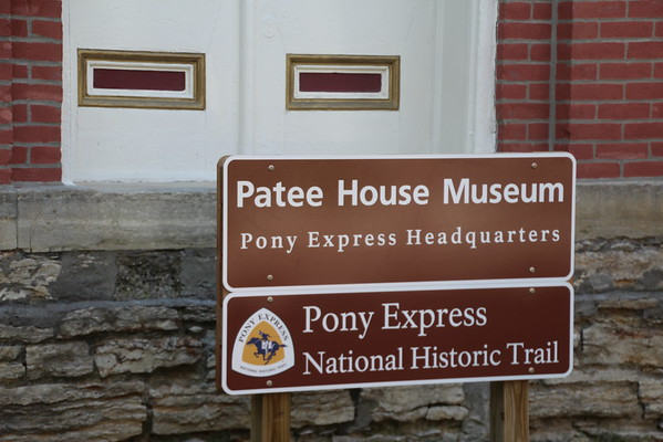 Patee House & Pony Express Museum