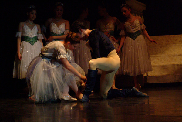 Evergreen City Ballet - Cinderella
