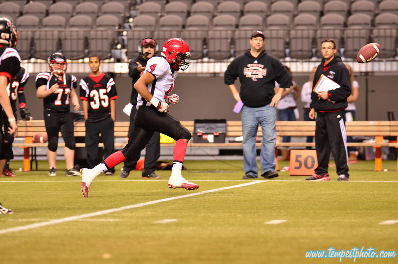 2012 Subway Bowl - Junior AAA