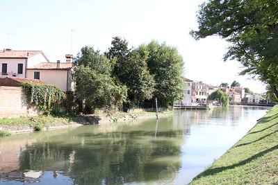 2017_08_21 Dolo città metropolitana di Venezia in Veneto