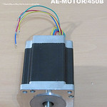 SKU: AE-MOTOR/450B, 86 Series 450B 1.8 Degree High-Torque Hybrid Stepper Motor