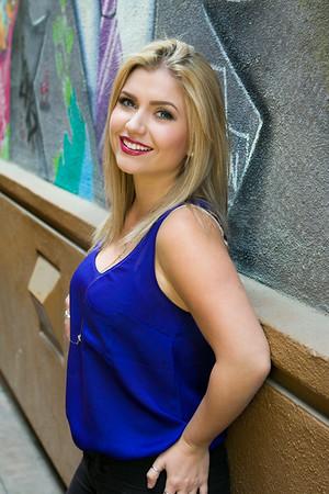 Amanda Smith - Senior Portraits