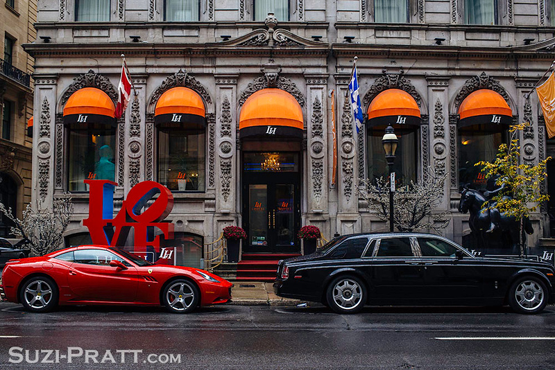 LHotel in Old Montreal, Quebec, Canada