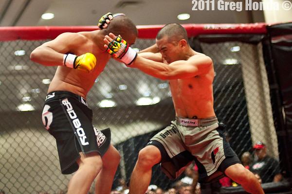 Cody Santos vs Calvin Nakamoto