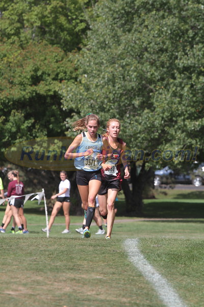 Girls Elite HS - 2018 Auto Owners Spartan Invitational XC