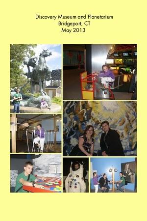 CT, Bridgeport - Discovery Museum and Planetarium