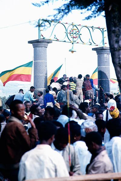 Ethiopia -  Rabat, Nairobi, Athens, Cairo, London