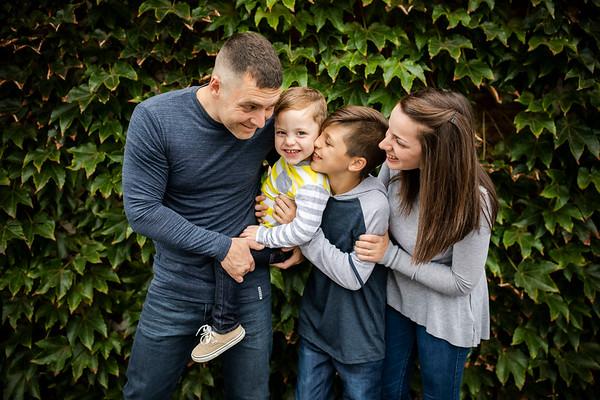 Kellar Family Oct 2019