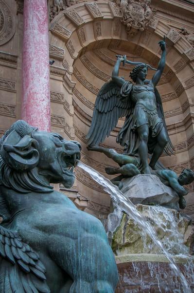 St. Michael/Place St. Michel