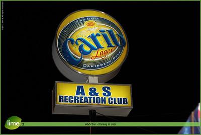 A&S Bar - Parang in July