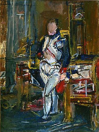 Janice Nowinski after Jacques-Louis David