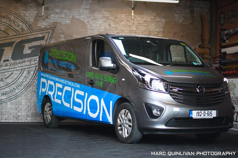 PTG Precision Pumps Opel Vivaro