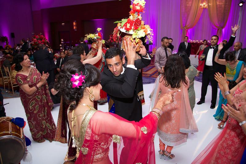 Le Cape Weddings - Indian Wedding - Day 4 - Megan and Karthik Reception 217.jpg