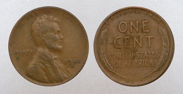 Lincoln-Pennies-1941-1976