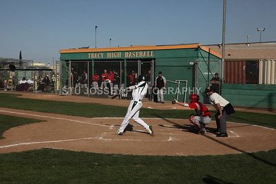 Tracy Vs Lincoln Game 2