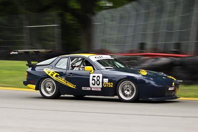 GT3 #58 Porsche 944 @ Mid-Ohio, August 2012